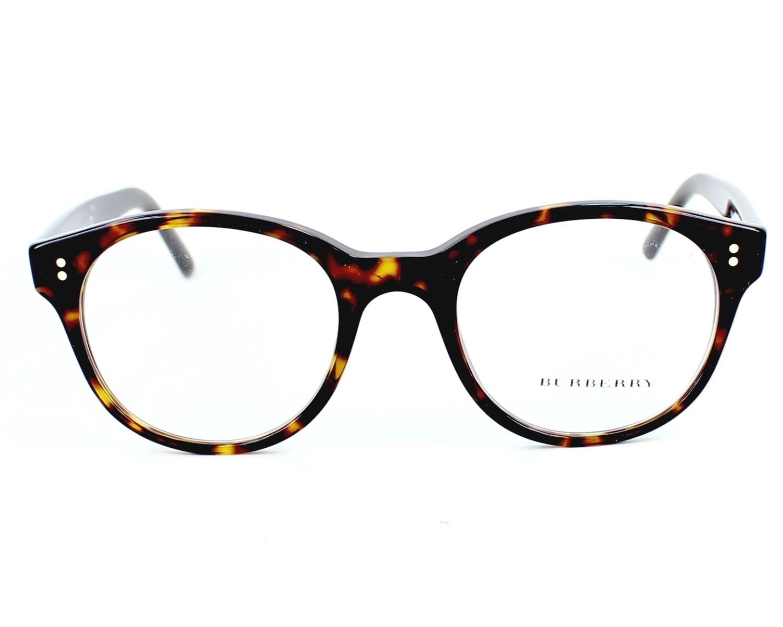 fe7426006f0 eyeglasses Burberry BE-2194 3002 - Havana front view