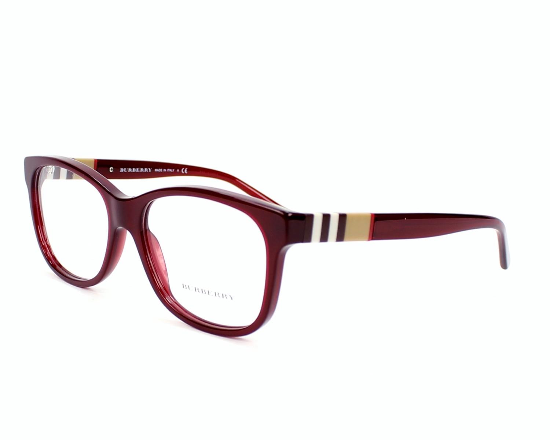 eyeglasses Burberry BE-2204 3543 - Bordeaux profile view b1b265ce0eb9
