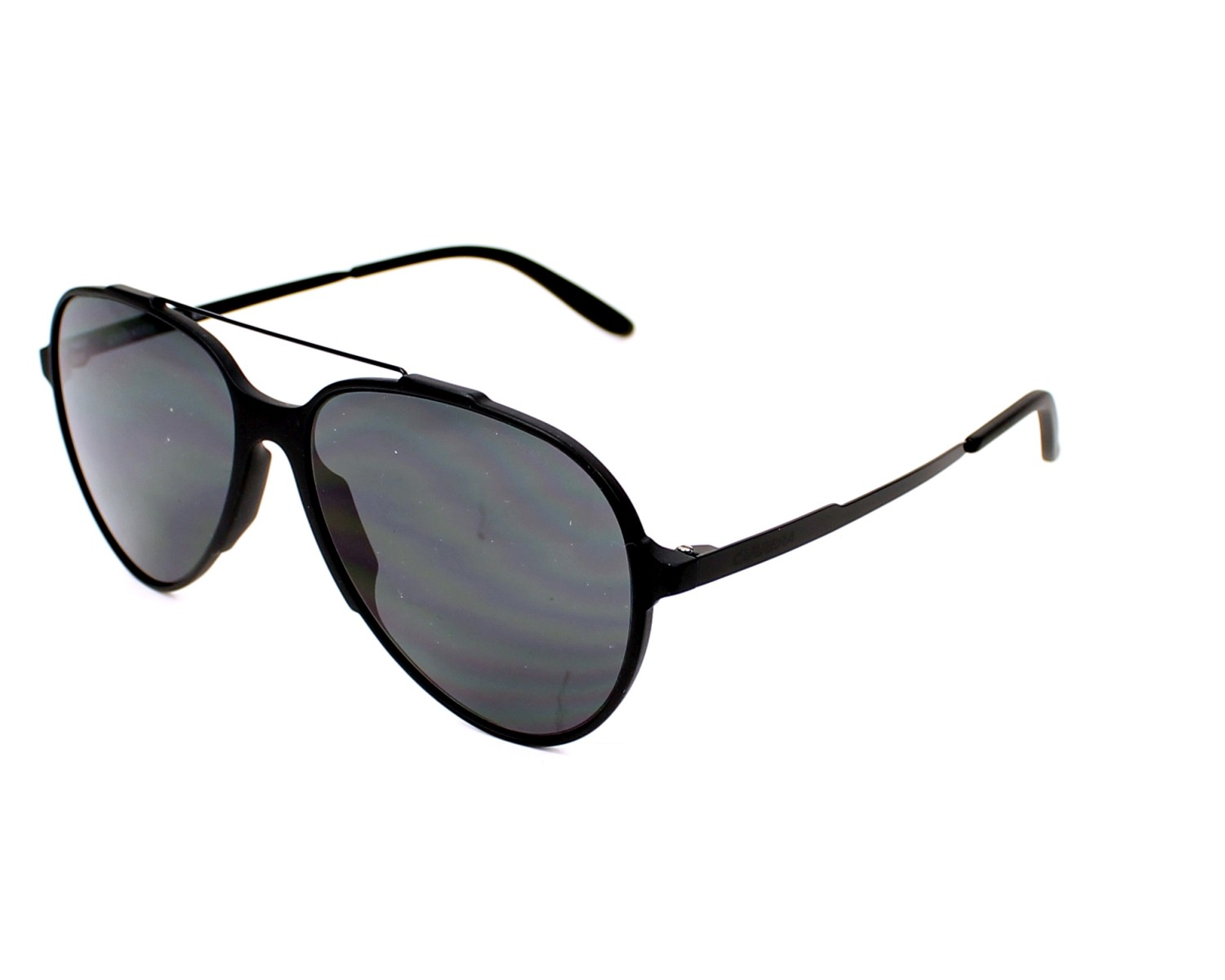 ee43894b5779 Sunglasses Carrera CARRERA-118-S GTN/P9 57-16 Black profile view