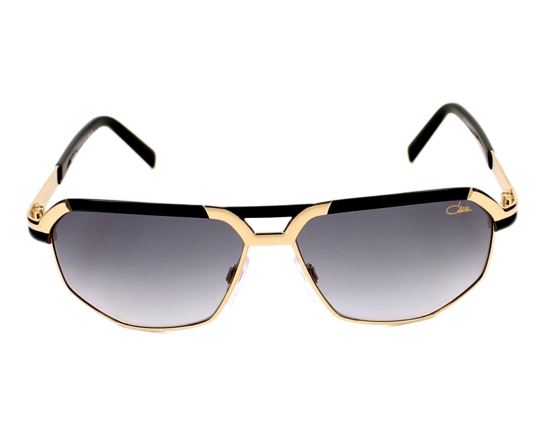 1b896ac405b Sunglasses Cazal 9056 001 61-13 Gold Black front view
