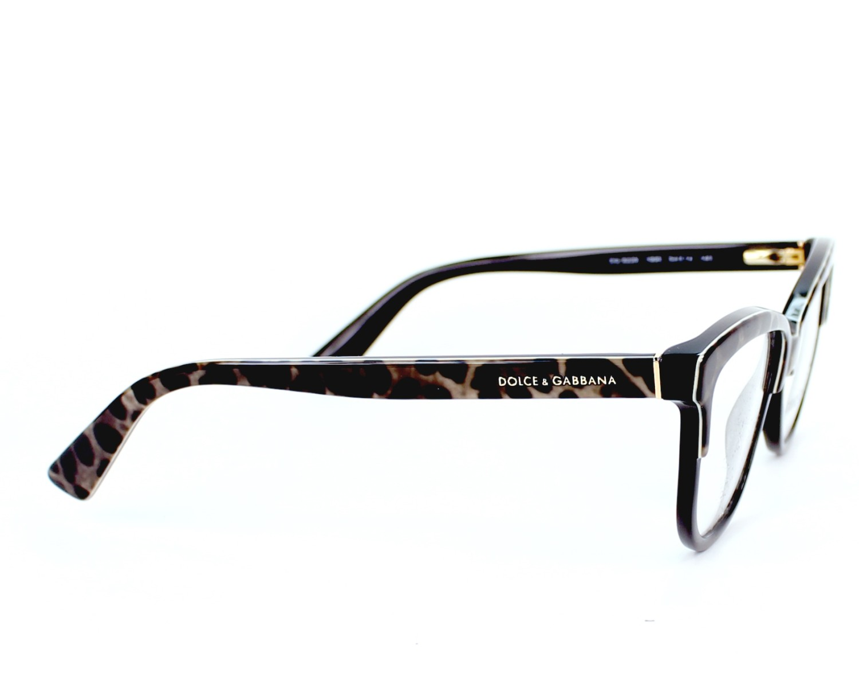 1b1f1d31b429 eyeglasses Dolce & Gabbana DG-3229 1995 - Leo Black side view