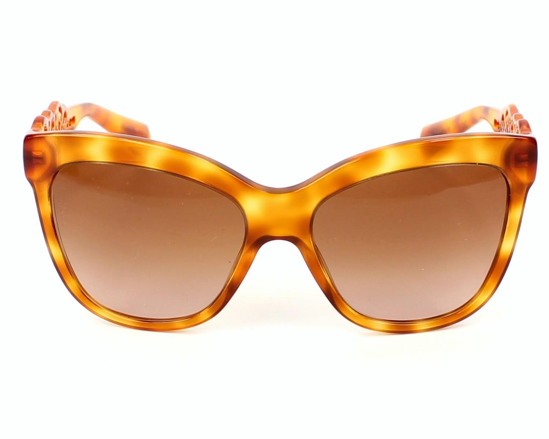 331ab7c5232c Sunglasses Dolce   Gabbana DG-4264 512 13 55-16 Brown front view