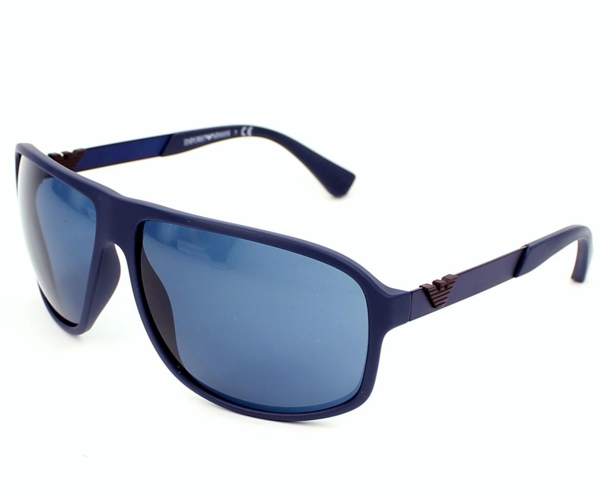 528e03e19d0 Sunglasses Emporio Armani EA-4029 5065 80 - Blue profile view