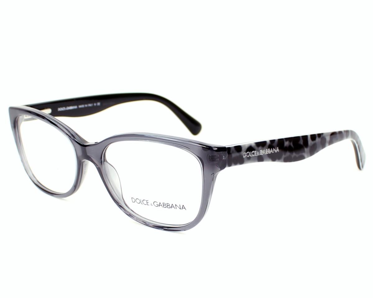 eyeglasses Dolce   Gabbana DG-3136 1861 53-16 Grey profile view a9372572652b