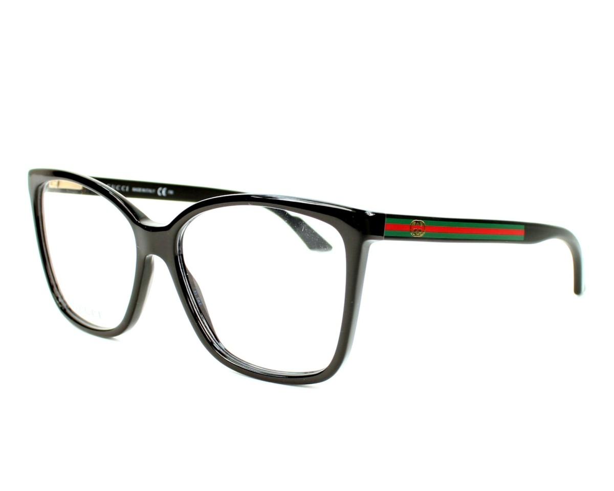 Eyeglasses Frame Adjustment : Order your Gucci eyeglasses GG3555 KUN 56 today