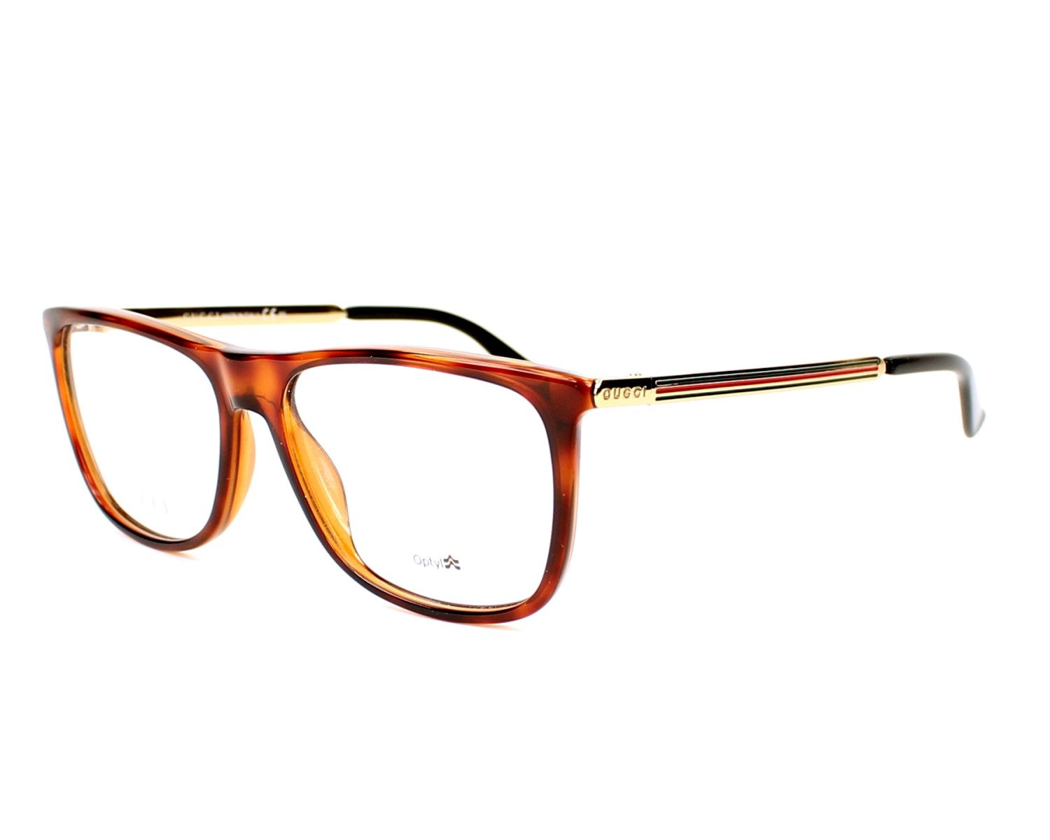 Can Glasses Frames Be Adjusted : Order your Gucci eyeglasses GG 1137 QWP 55 today