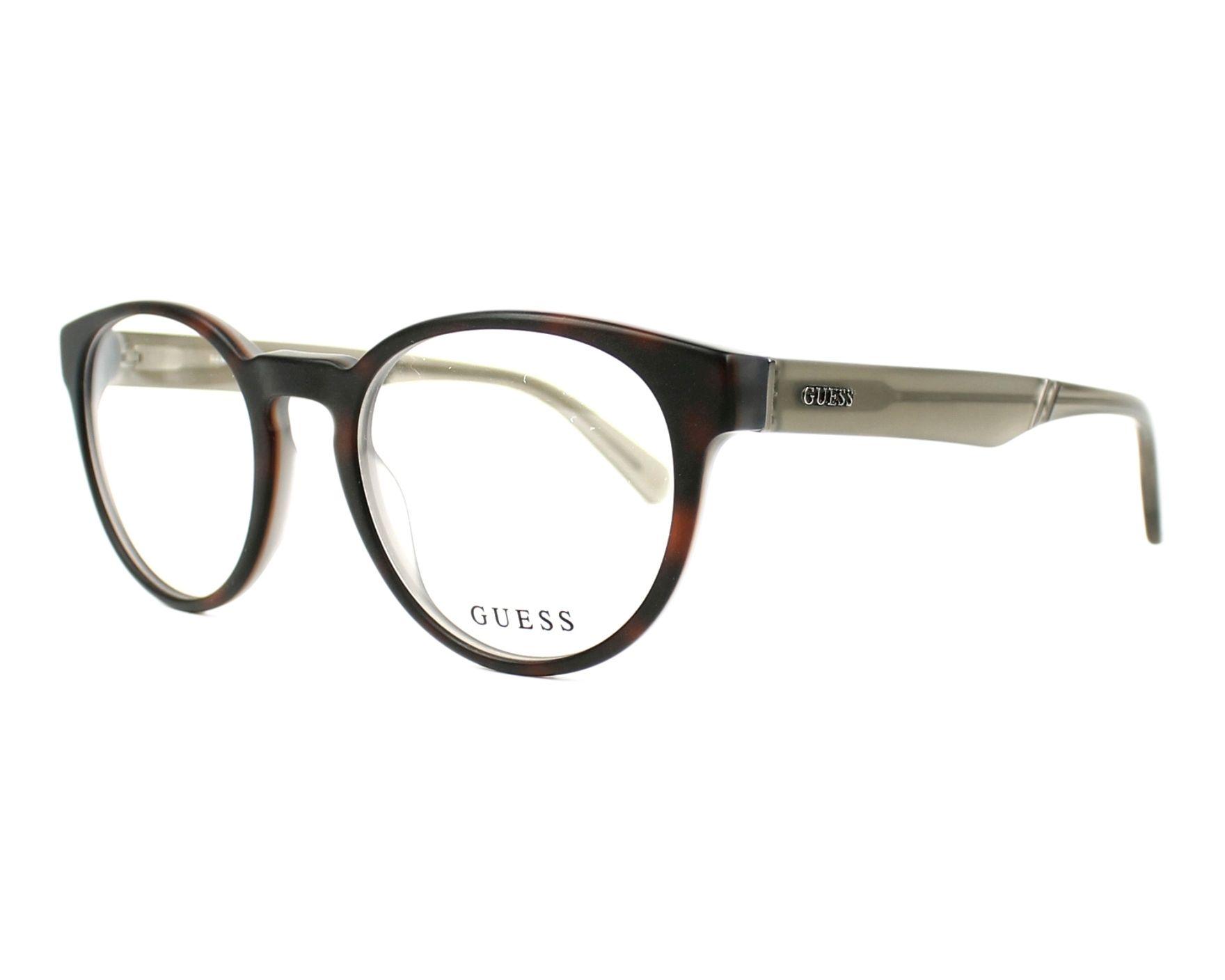 Guess Eyeglasses GU-1932 052 Havana - Visionet UK