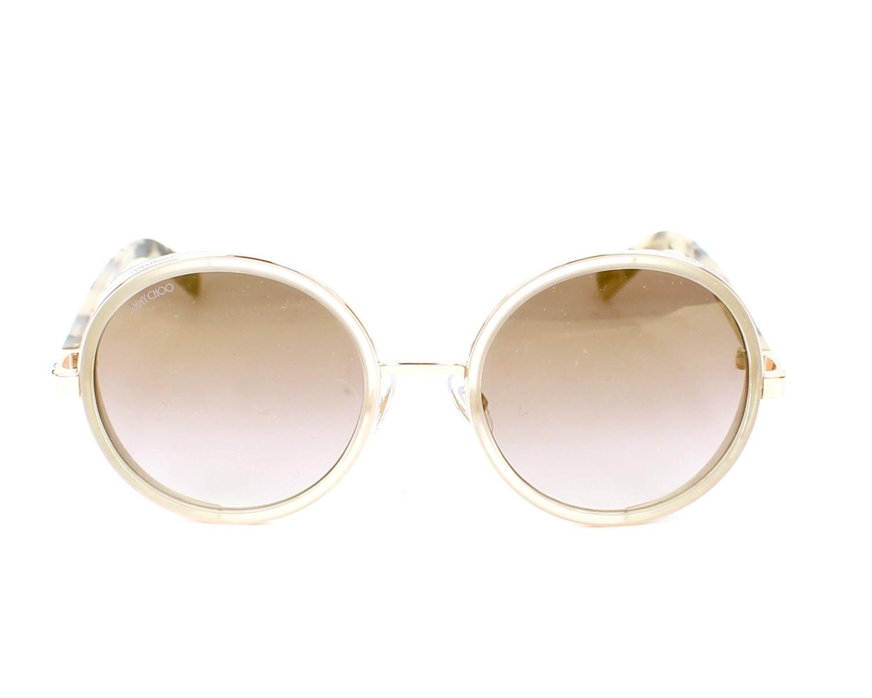 d461d838021b Sunglasses Jimmy Choo ANDIE-S J7A NH 54-21 Pink Havana front view