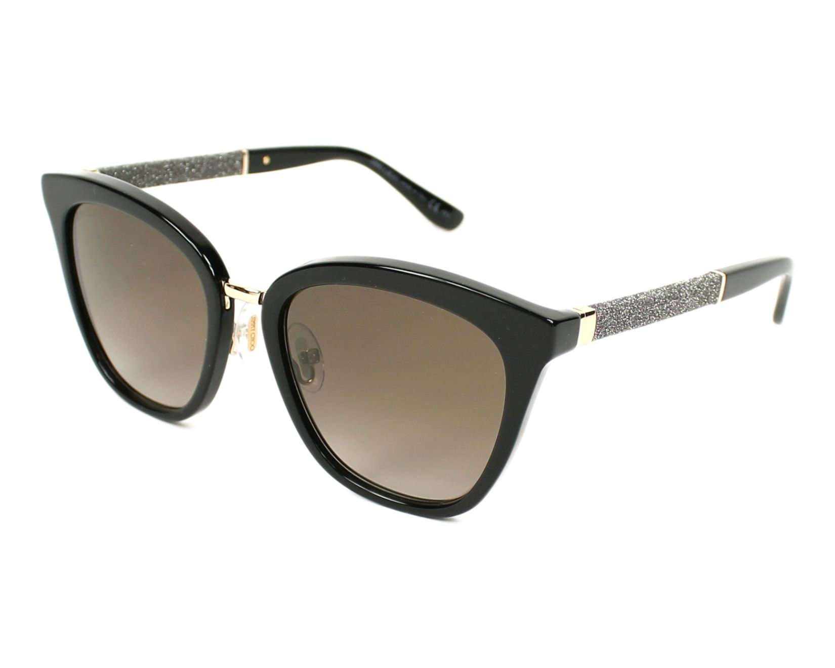 Jimmy Choo Sunglasses FABRY-S KBE/JS
