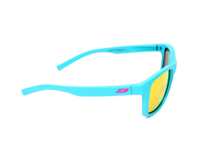 ba944b91ba Sunglasses Julbo J477 1112 - Turquoise Pink side view