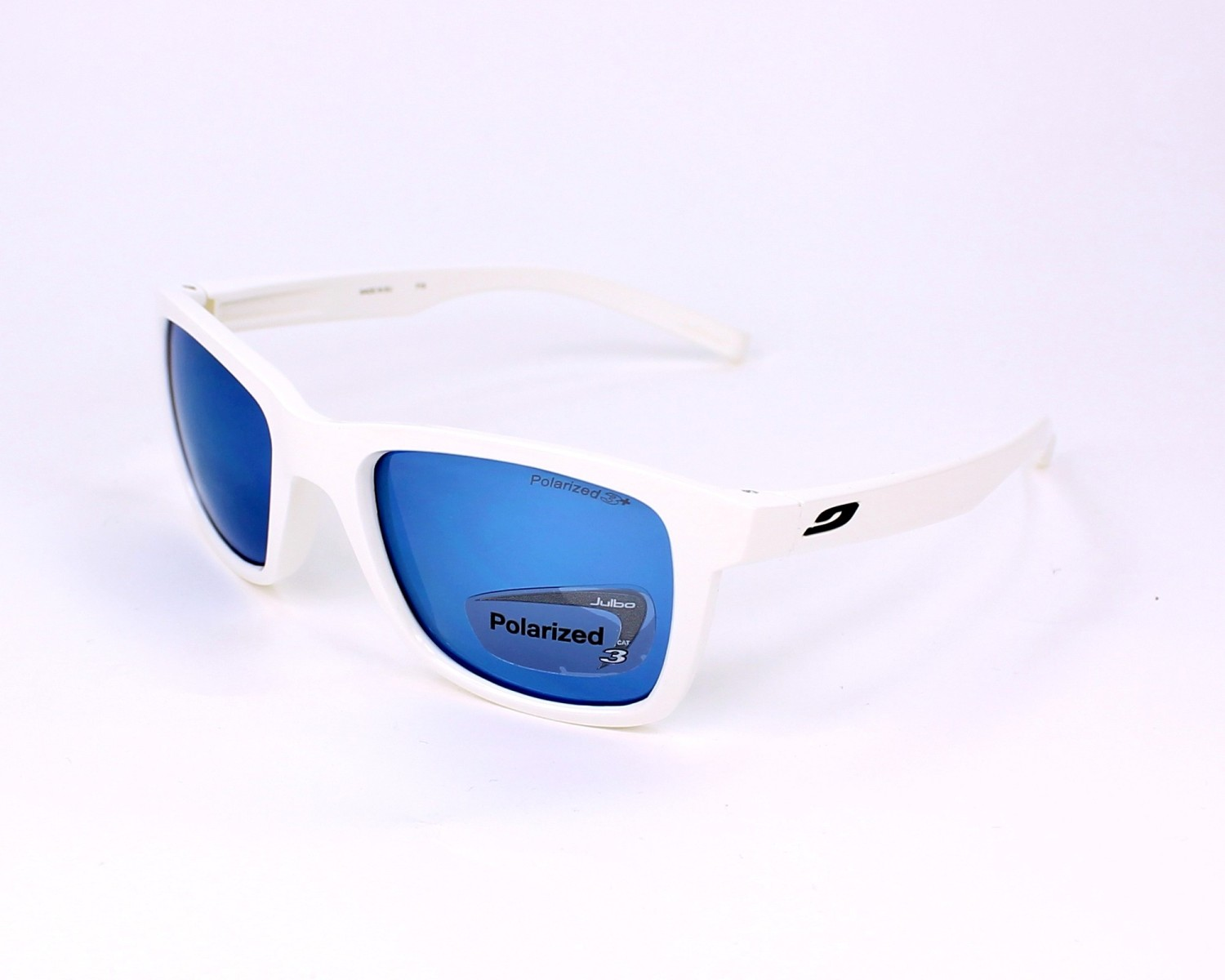 0a71ee2a39 Polarized. Sunglasses Julbo J477 9111 - White Black profile view