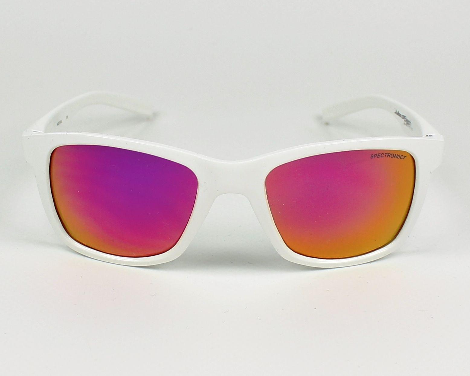 891e77d278 Sunglasses Julbo J477 1111 50-19 White front view