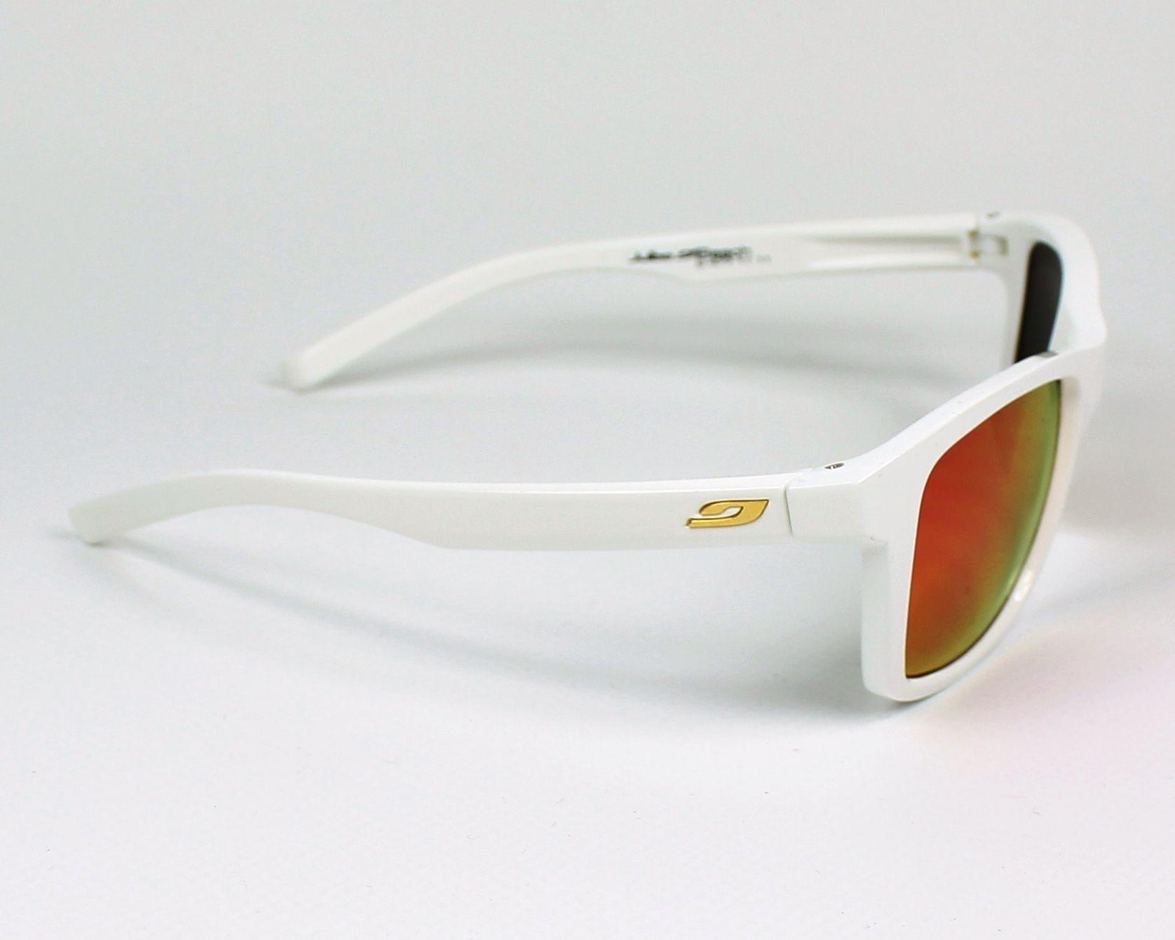 0b5c4c2470 Sunglasses Julbo J477 1111 50-19 White side view