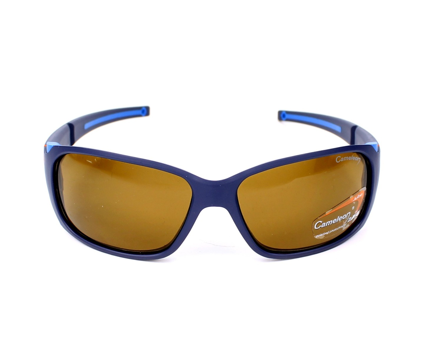 2dc42d3e372 Sunglasses Julbo J415 5012 62-15 Blue Orange front view