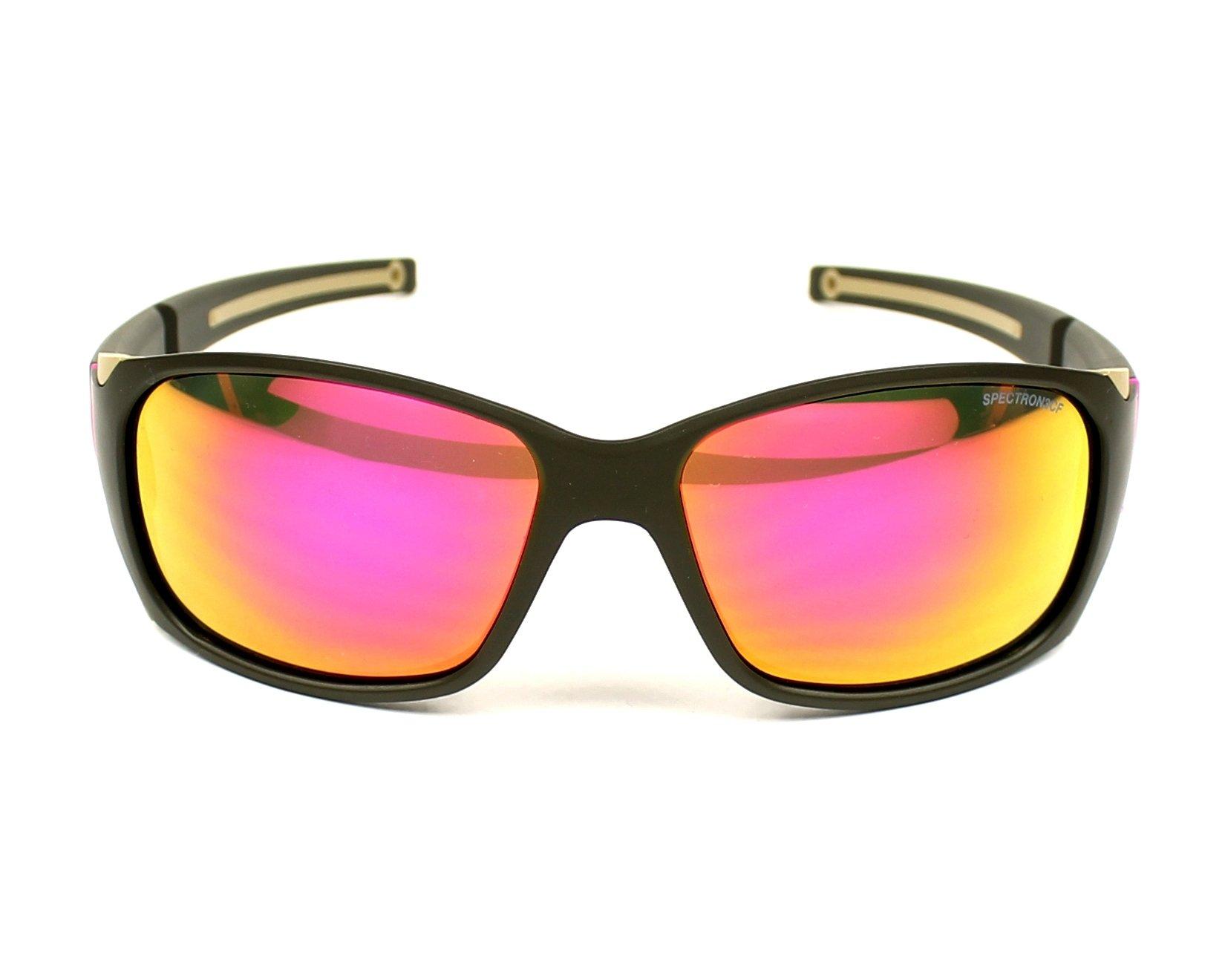 1c47e451b5 Sunglasses Julbo J401 1154 58-15 Grey Pink front view