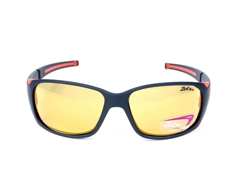 7a78eaf273 Sunglasses Julbo J401 3112 - Blue Orange front view