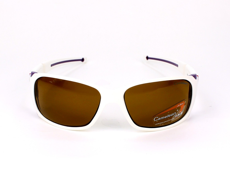 2f333ec39a Sunglasses Julbo J401 5011 - White Purple front view