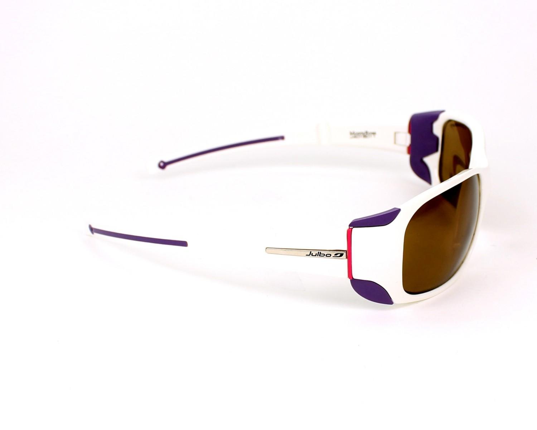 28940333d9 Sunglasses Julbo J401 5011 - White Purple side view