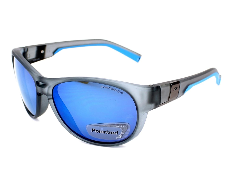 ee34d983ed Polarized. Sunglasses Julbo J487 9121 61-14 Grey Blue profile view