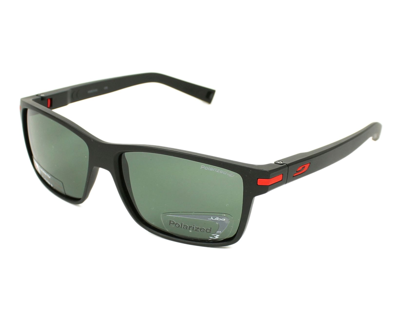 37f97c4206 Polarized. Sunglasses Julbo J494 9022 - Black profile view