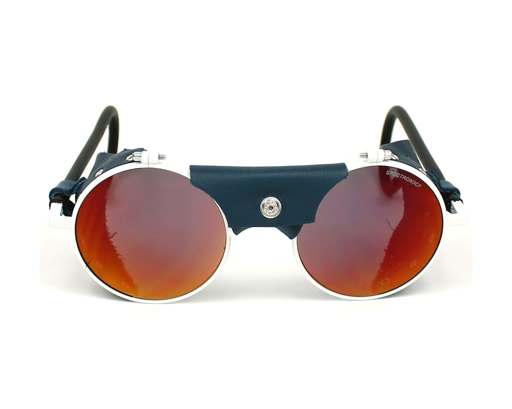 03a400ddf0e Sunglasses Julbo J010 1111 51-23 White Blue front view
