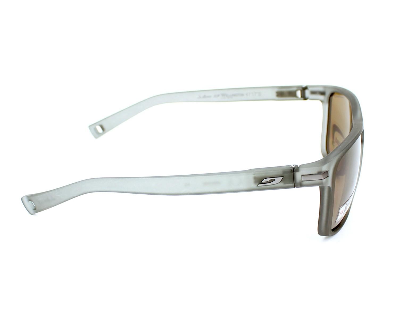 4f67e621ce2 Sunglasses Julbo J481 9022 57-17 Grey Ash side view