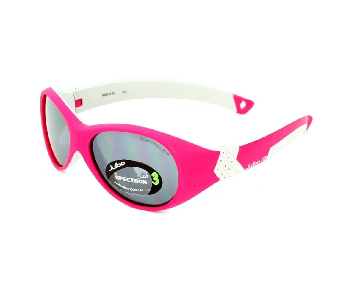 Sunglasses Julbo J391 119 42-13 Pink profile view 1e1d683c51df