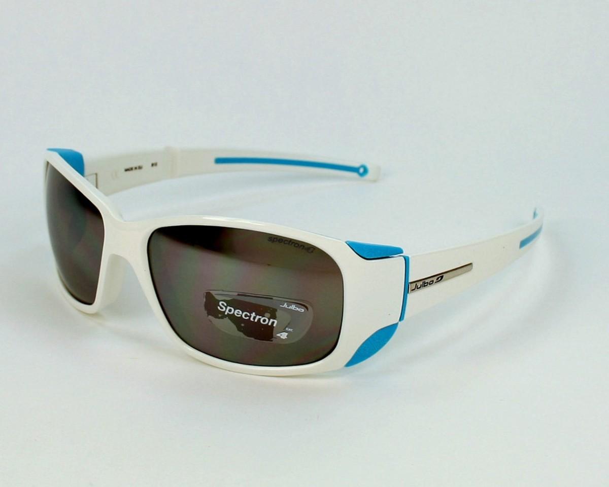 f0b82e455b Sunglasses Julbo J401 111 - White profile view