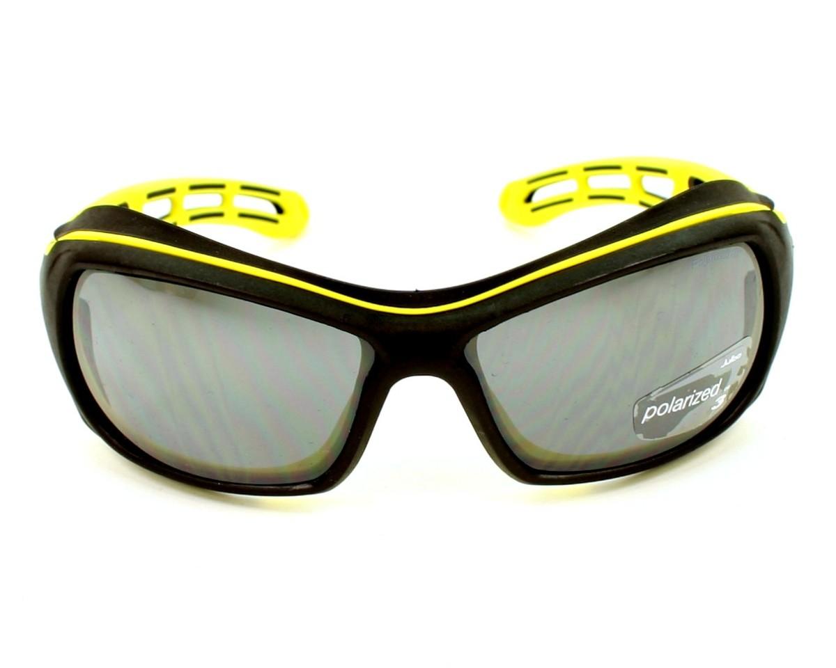 8bbad022fb Sunglasses Julbo J442 9114 - Black front view