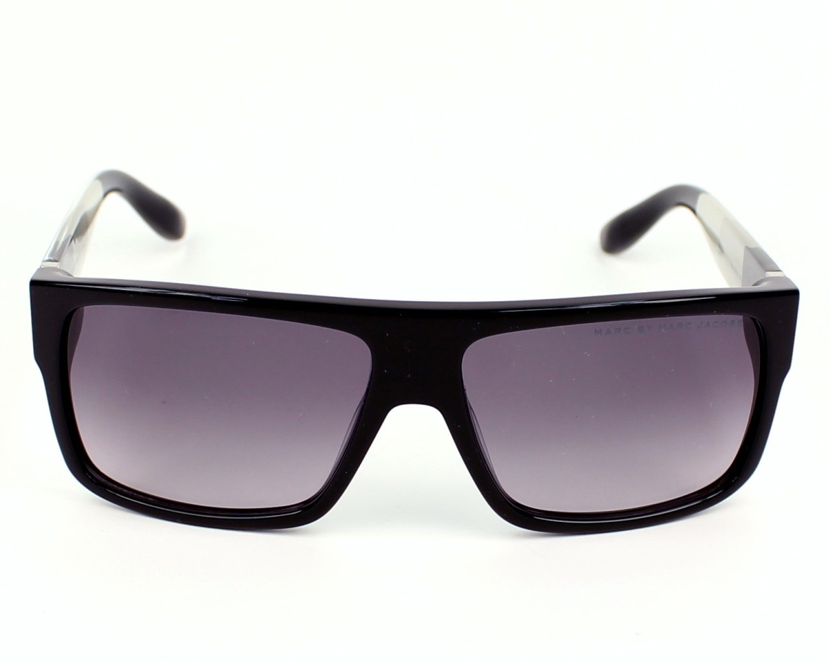 Sunglasses Marc by Marc Jacobs MMJ-096-NS 6IE EU - Black Grey 0dd1a81d1fdf