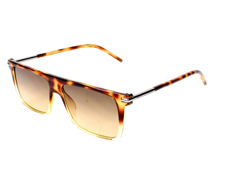 61a51602be Sunglasses Marc Jacobs MARC-46-S TMF GA - Havana Beige profile view