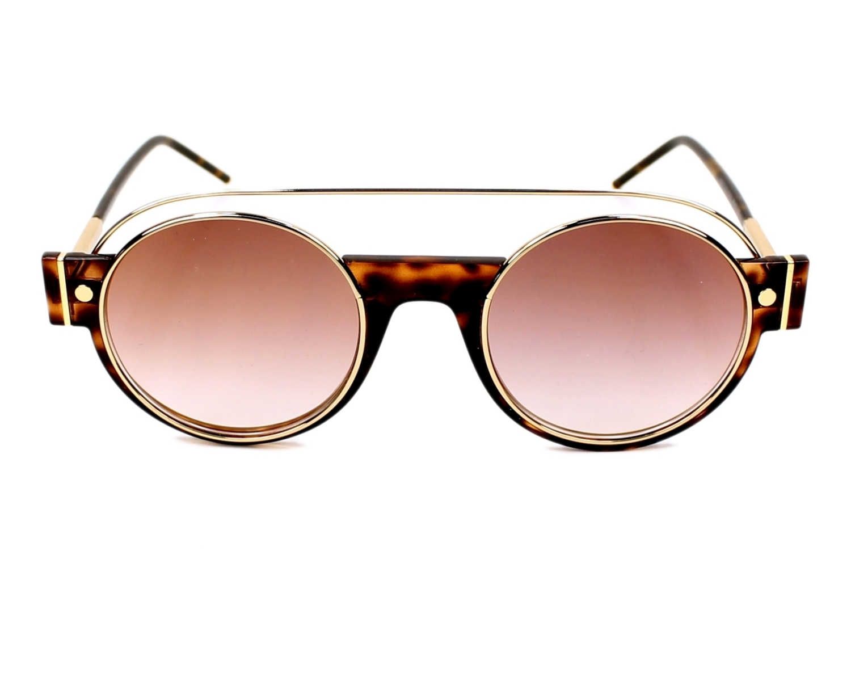 Sunglasses Marc Jacobs Marc-2-S VJY JL 49-22 Havana Gold b8b6a6fbda3