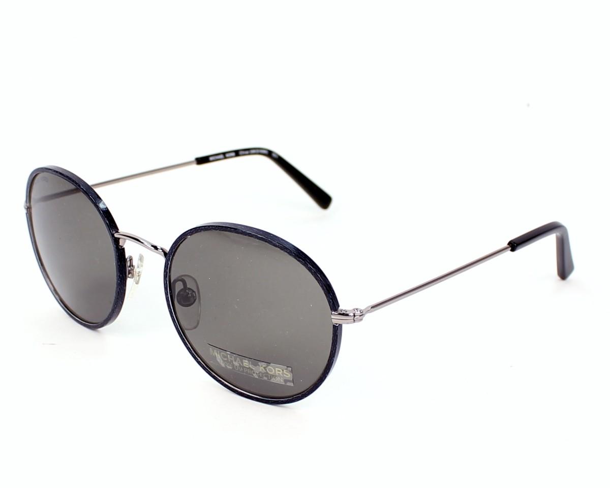 8e81cef8036 Sunglasses Michael Kors MKS-169-M 001 - Black profile view