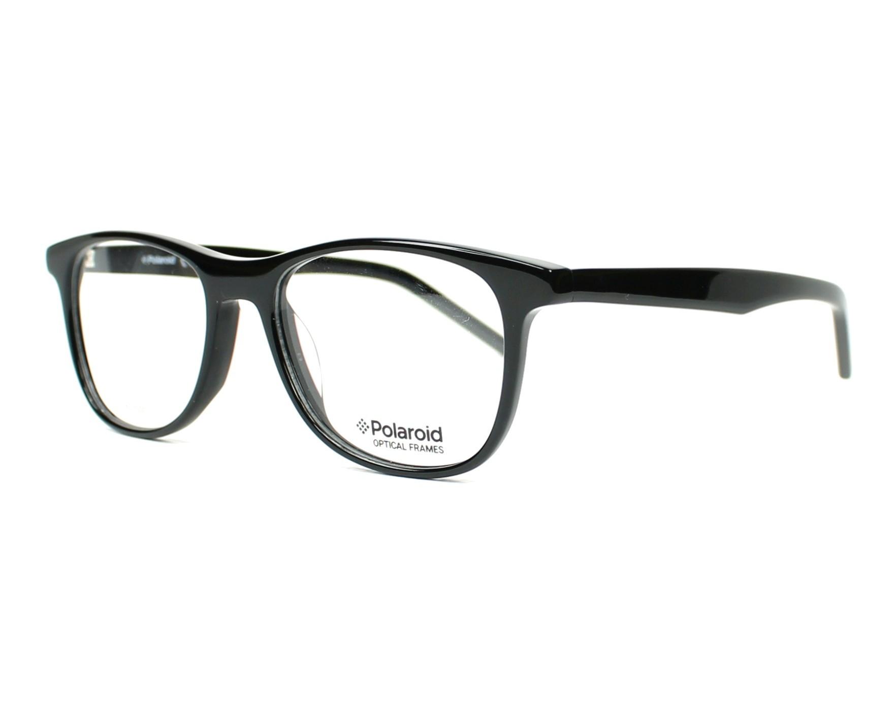 c6dddcc5e7a5 eyeglasses Polaroid PLDD-801 807 47-16 Black profile view