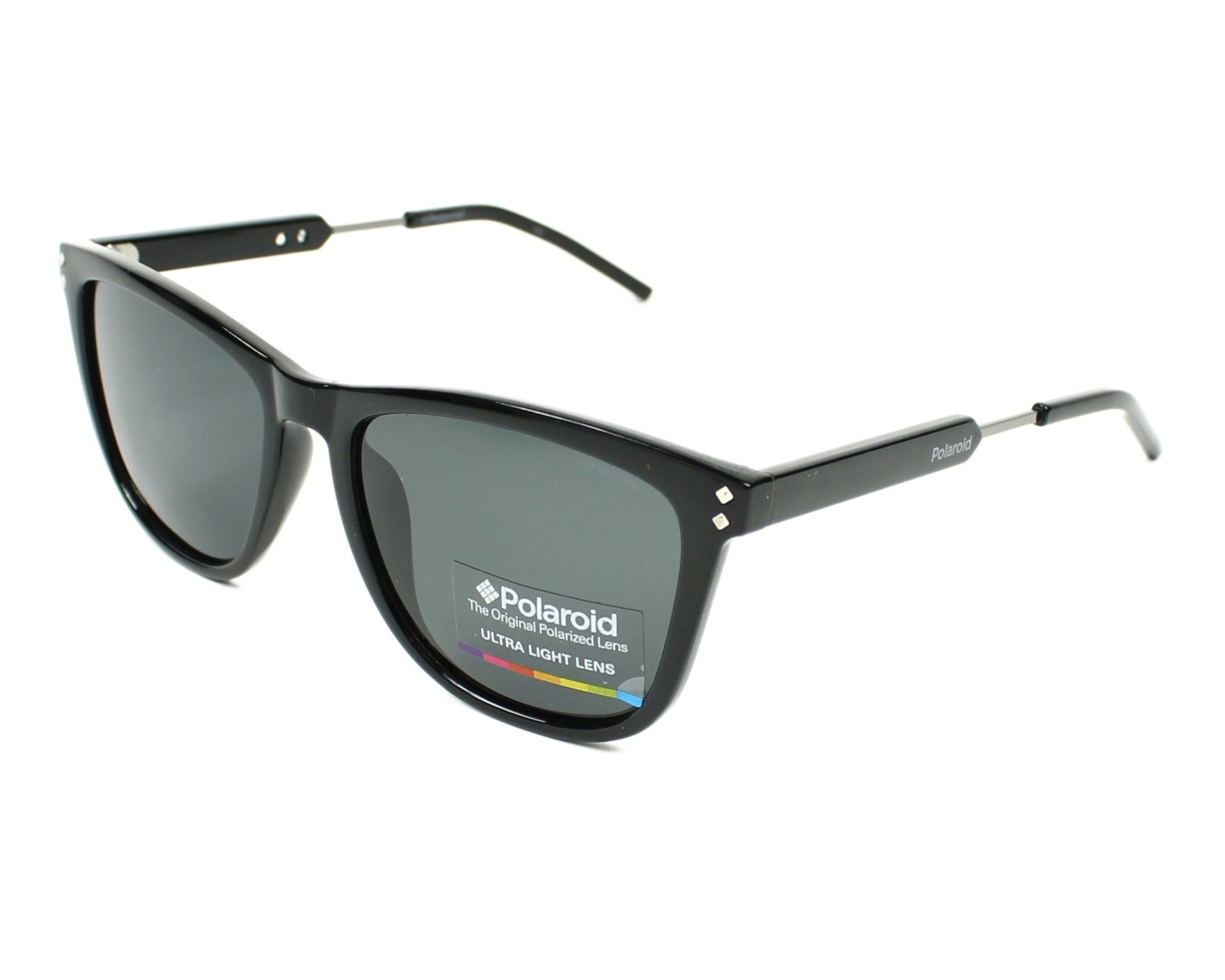 92a3950b14fee Polarized. Sunglasses Polaroid PLD-2033-S CVS Y2 - Black Gun profile view