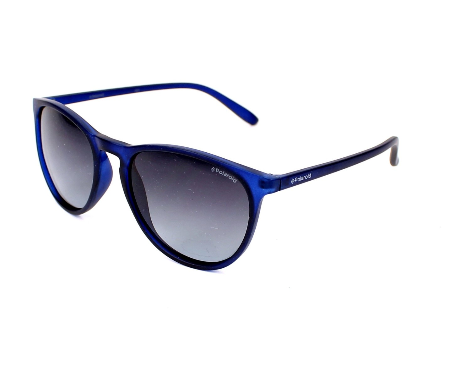 f90a3221e thumbnail Sunglasses Polaroid PLD-6003-NS 43N/WJ - Blue profile view