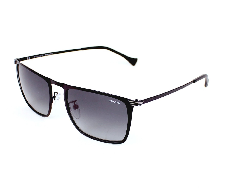 Sunglasses Police SPL-155 0599 - Black profile view 38cbdb874f