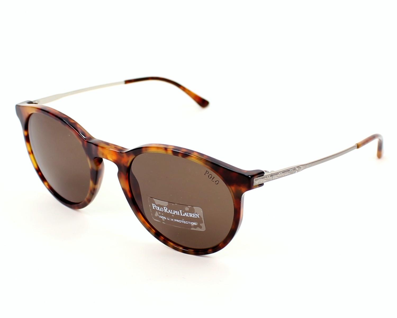 Sunglasses Polo Ralph Lauren PH-4096 5017 73 50-20 Havana Silver profile c3cfc0409