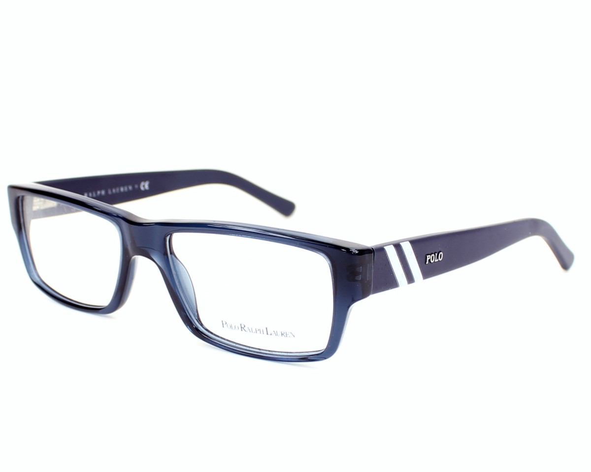 15b85552ece8 eyeglasses Polo Ralph Lauren Polo-2085 5276 - Blue Blue profile view