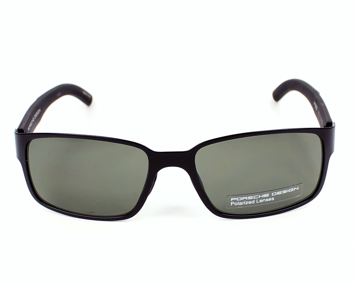 42ba998f6e Sunglasses Porsche Design P-8551 A-V431 - Black front view