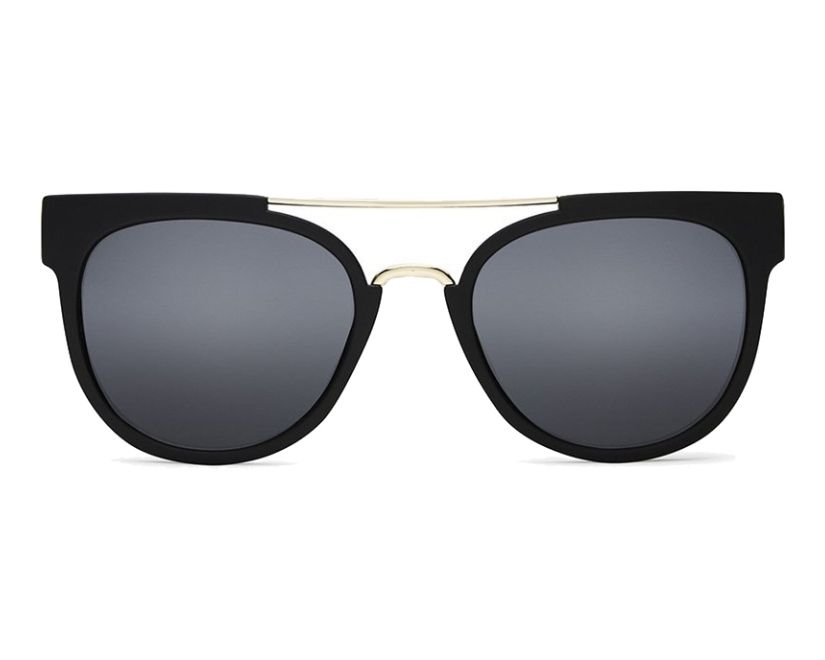 45275d11177e4 thumbnail Sunglasses Quay Australia QU-000068 BLK SMK - Black profile view