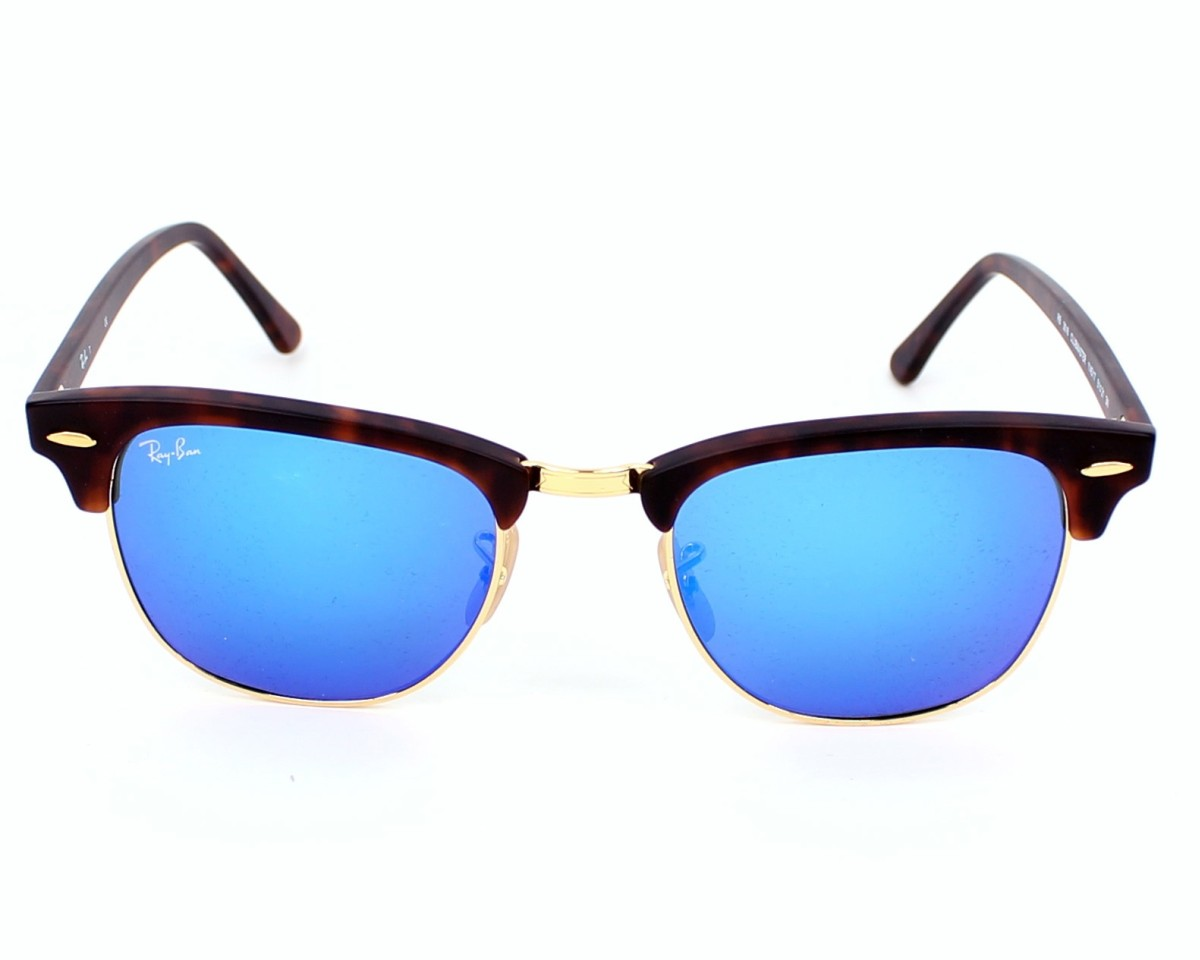 b0a301b783d Sunglasses Ray-Ban RB-3016 1145 17 49-21 Havana Gold front