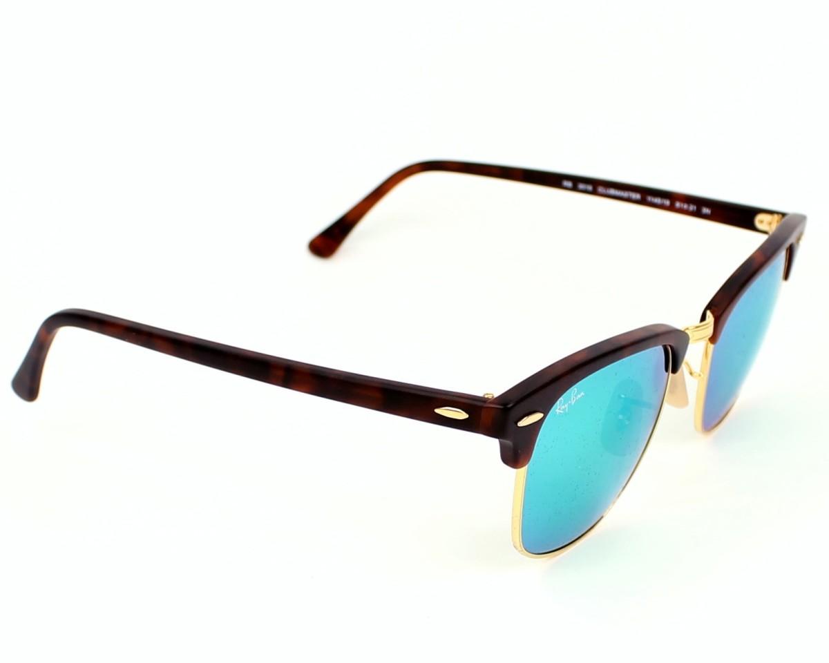 7ceecd88ea Sunglasses Ray-Ban RB-3016 1145/19 51-21 Havana Gold side
