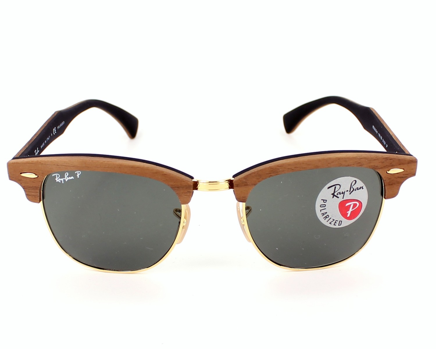 ab5248e3c209 Ray-Ban Sunglasses Clubmaster Color Mix RB-3016-M 1181 58