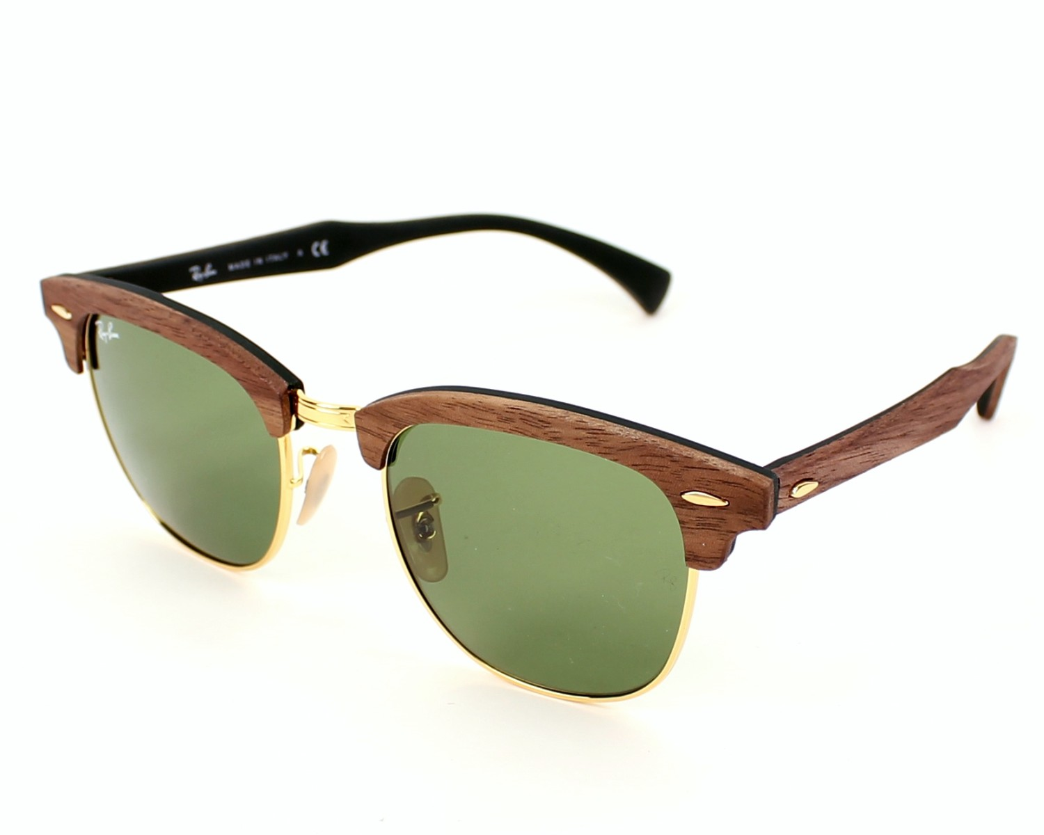 e8efd324a7c0 Ray-Ban Sunglasses Clubmaster Color Mix RB-3016-M 1182 4E