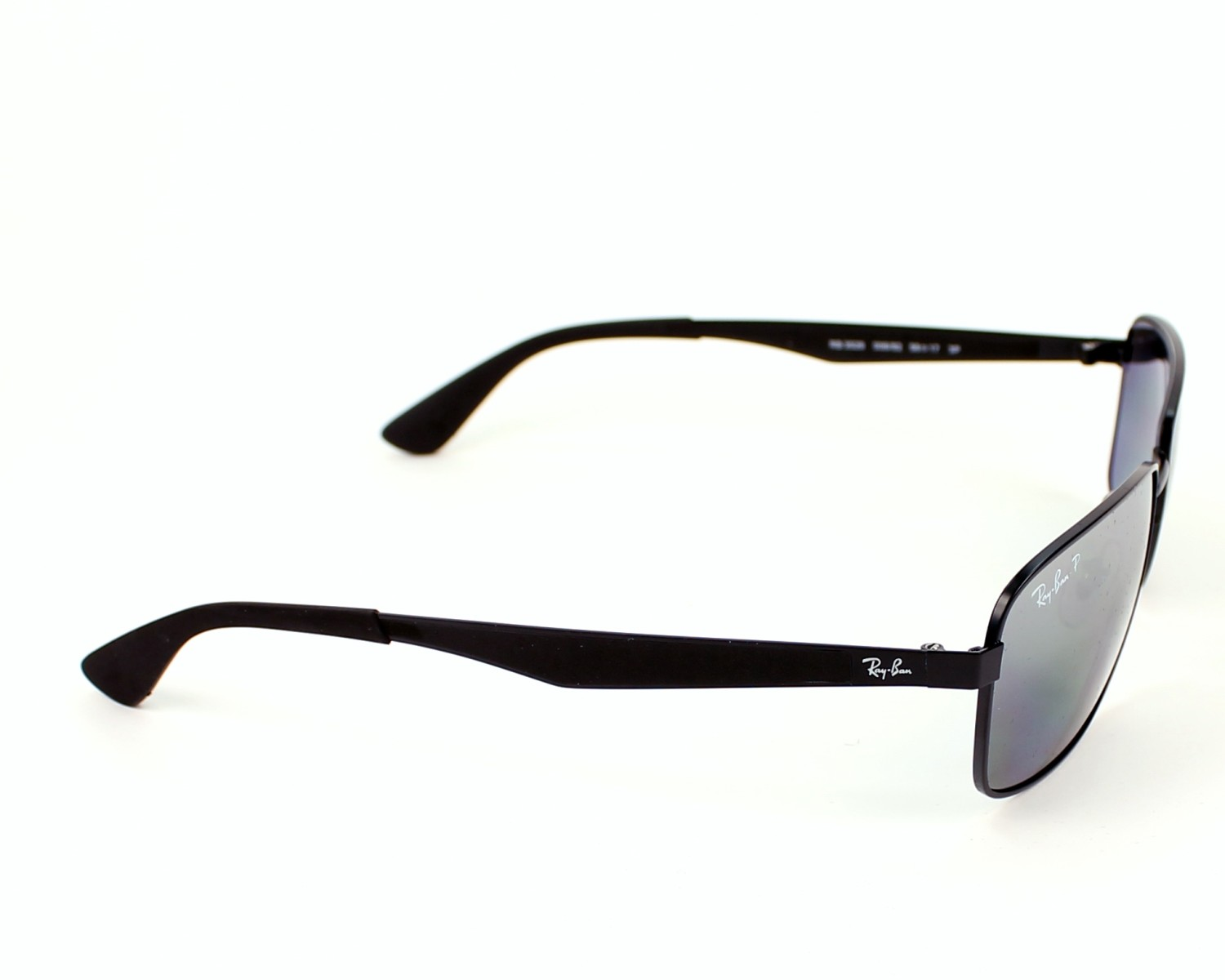 783fdb5aec thumbnail Sunglasses Ray-Ban RB-3529 006 82 - Black side view