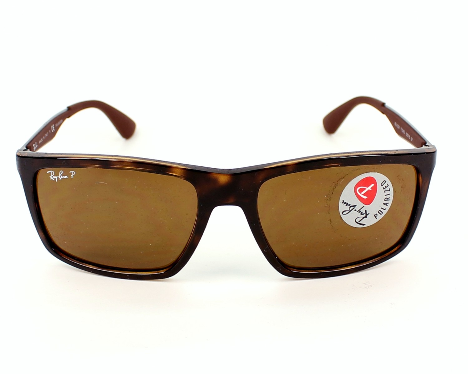 d9cda4cc5db Sunglasses Ray-Ban RB-4228 710 83 58-18 Havana Brown front