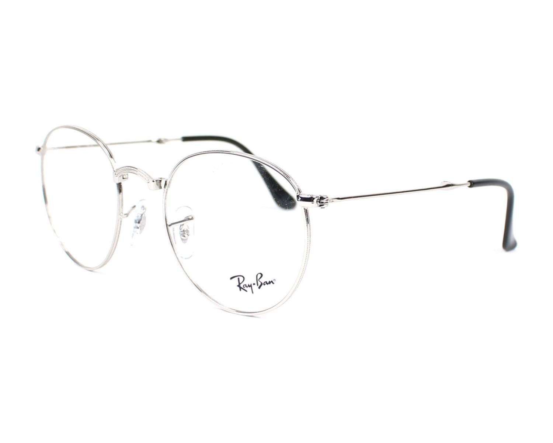cd771725f03 thumbnail eyeglasses Ray-Ban RX-3532-V 2501 - Silver profile view