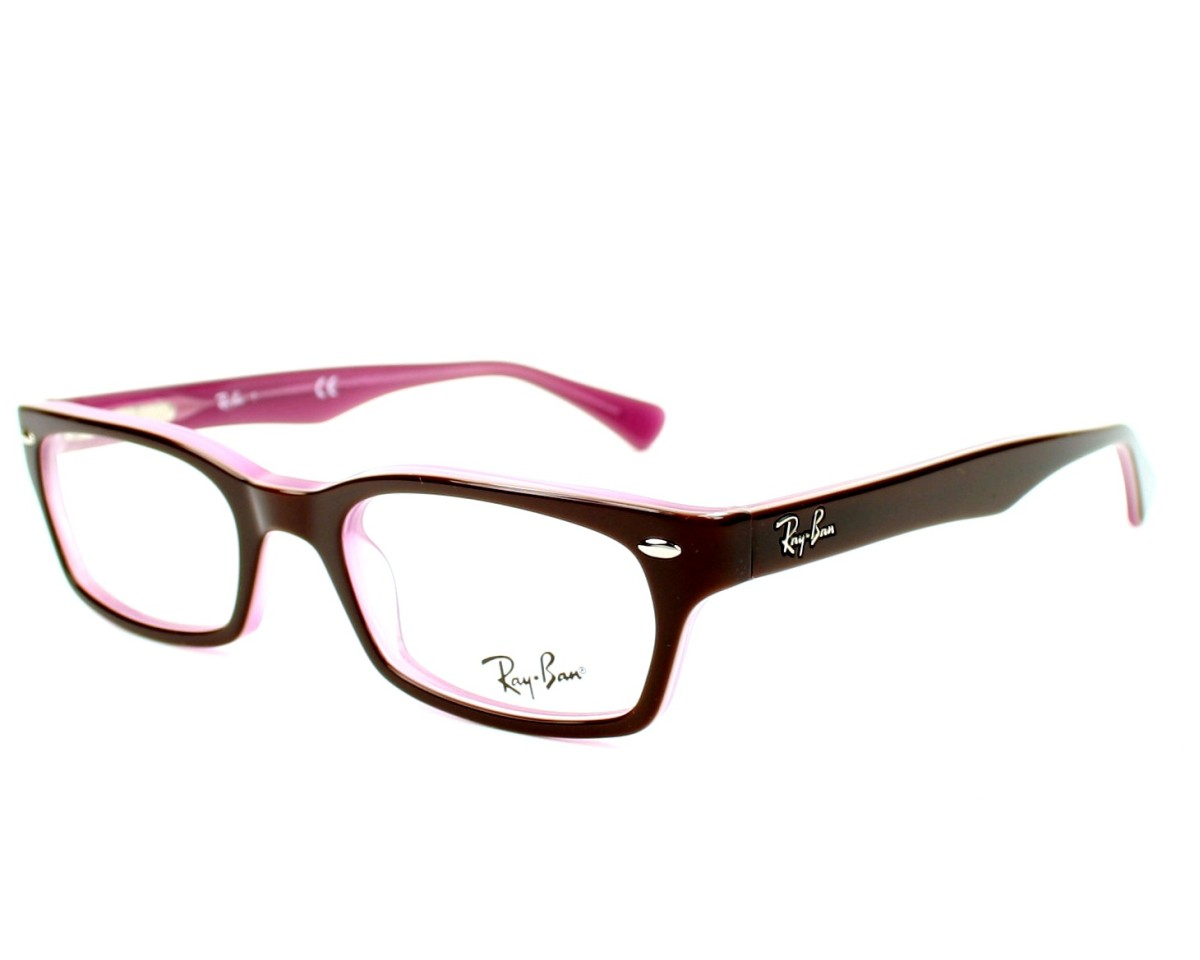 Eyeglasses Frame Adjustment : Order your Ray Ban eyeglasses RX5150 2126 50 today