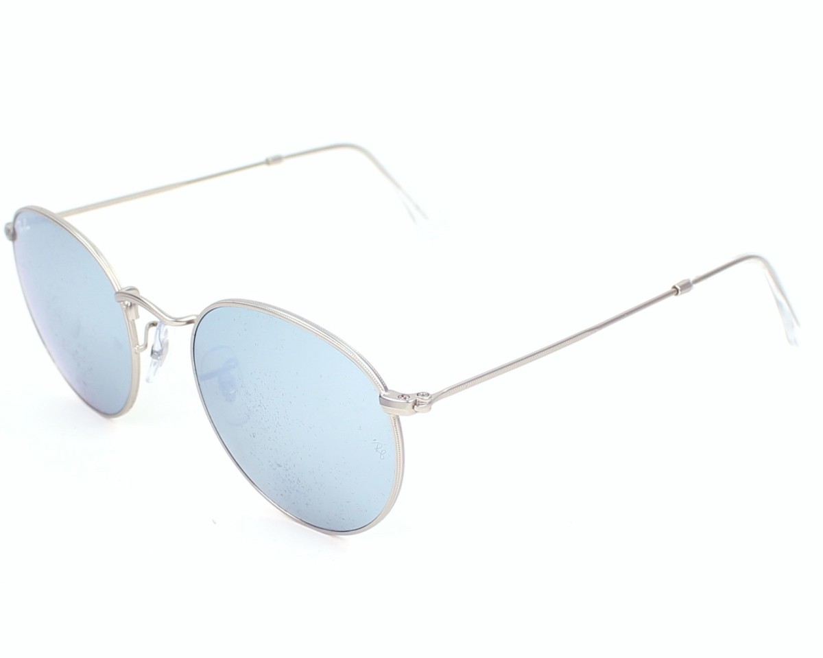 5eaf52276a Sunglasses Ray-Ban RB-3447 019 30 50-21 Grey profile view